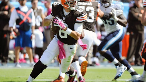 24. Cleveland Browns