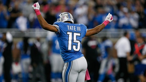 Golden Tate (Lions WR)