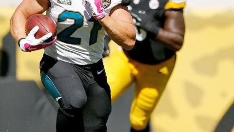 Toby Gerhart, RB, Jaguars