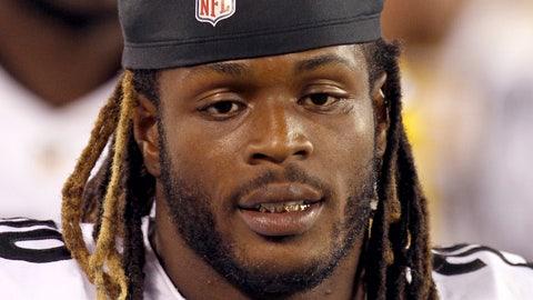 Shamarko Thomas, S, Steelers