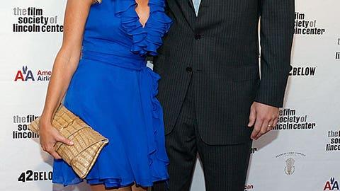 Eli Manning and Abby McGrew