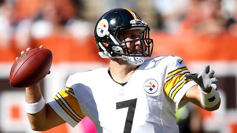 21. Pittsburgh Steelers