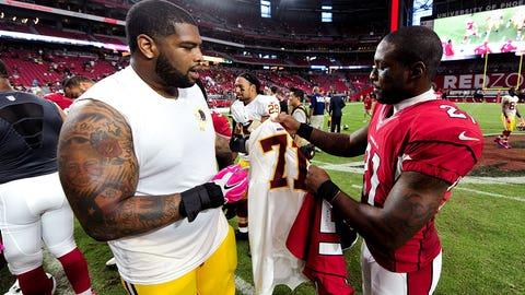 Trent Williams, T, Redskins