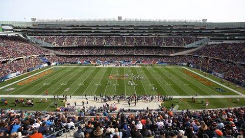 Philadelphia Eagles: Soldier Field (Bears)