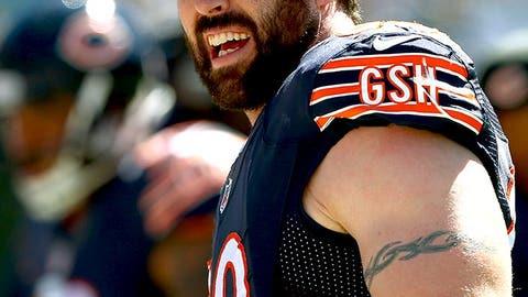 Jared Allen, Bears DE