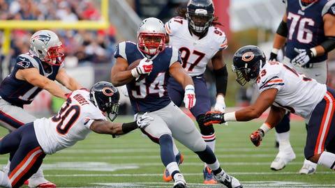 Darryl Sharpton, LB, Bears