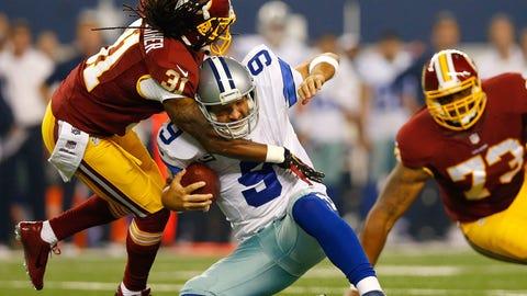 Dallas (6-2): B