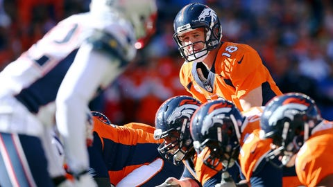2013 AFC Championship Game (January 19, 2014): Denver 26, New England 16