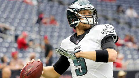 QB Nick Foles, Eagles