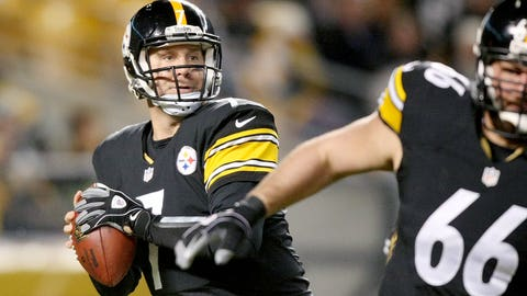 Pittsburgh Steelers at New York Jets