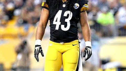 Troy Polamalu, S, Steelers