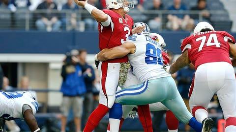 Defensive Tackle: Tyrone Crawford, Dallas Cowboys