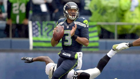 New York Giants at Seattle Seahawks