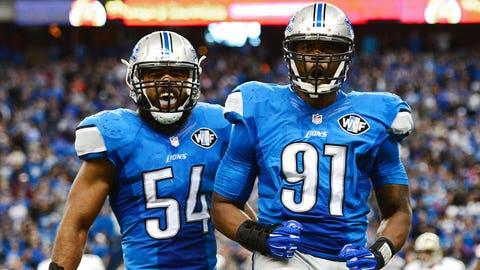 6. Detroit Lions