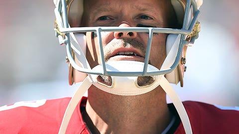 San Francisco 49ers: Phil Dawson, K, age 39 (born 1/23/75)
