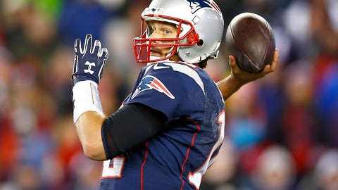 New England Patriots: QB, Tom Brady, 37 (born 8/3/1977)
