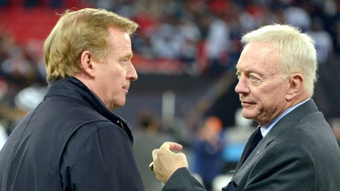 Building the Cowboys into the most valuable franchise