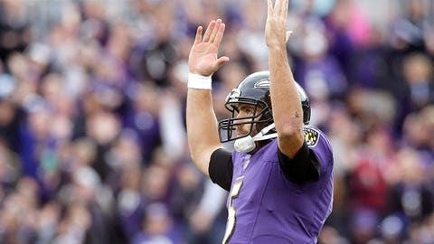 13. Baltimore Ravens