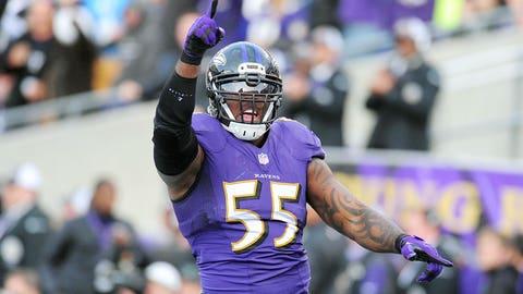 14. Baltimore Ravens