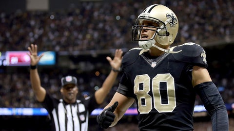 Jimmy Graham — Grade: A+