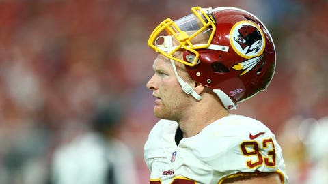 Redskins' Trent Murphy facing PED suspension