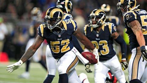 21. St. Louis Rams