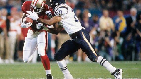 5: 1994 San Diego Chargers (Super Bowl 29 -- San Francisco 49, San Diego 26)
