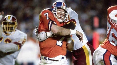 8: 1987 Denver Broncos (Super Bowl 22 -- Washington 42, Denver 10)