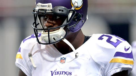 Minnesota: The return of Adrian Peterson