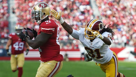 Wide Receiver: Anquan Boldin, San Francisco 49ers