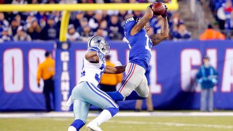 New York Giants at Dallas Cowboys 4:25 p.m. on FOX (715)