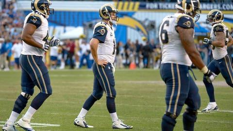 22. St. Louis Rams