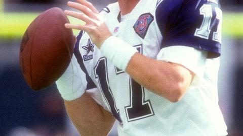 12 -- 1994: Dallas 42, Green Bay 31