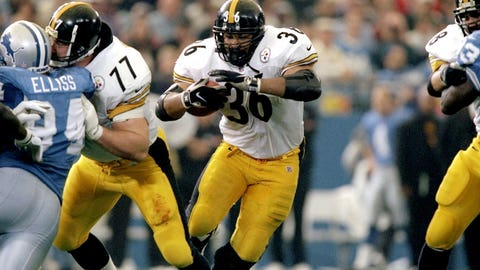 Running back: Jerome Bettis
