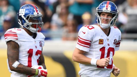New York Giants at Tennessee Titans