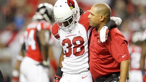 Andre Ellington, RB, Cardinals