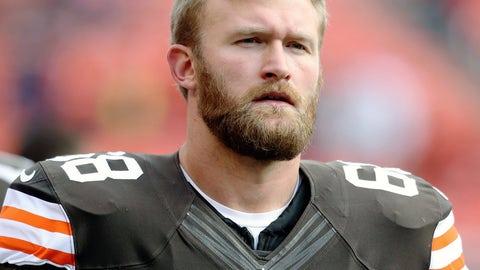 Nick McDonald, C, Browns