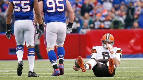 Indianapolis Colts at Cleveland Browns