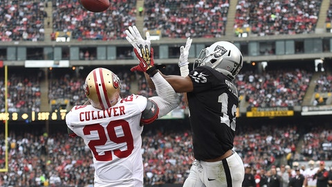 Chris Culliver (San Francisco, CB)