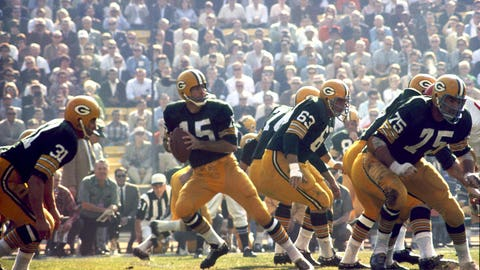 10: 1966 Green Bay Packers (Super Bowl I)