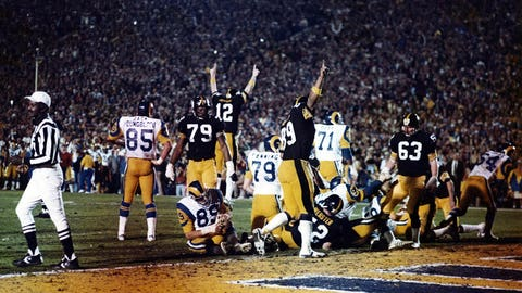 23: 1979 Pittsburgh Steelers (Super Bowl XIV)