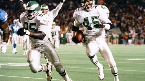1995 season: Philadelphia 58, Detroit 37
