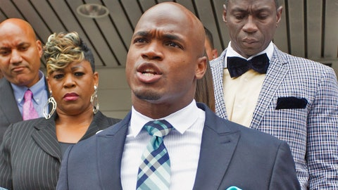 Adrian Peterson scandal
