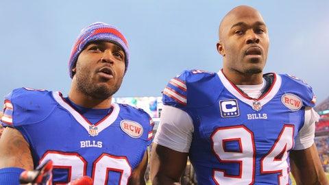 13. Buffalo Bills