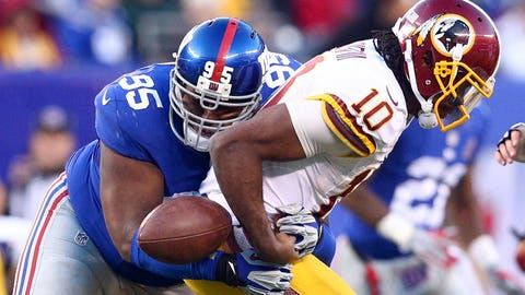DT: Johnathan Hankins, New York Giants