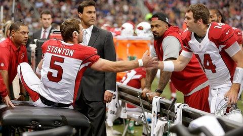 Drew Stanton, QB, Cardinals