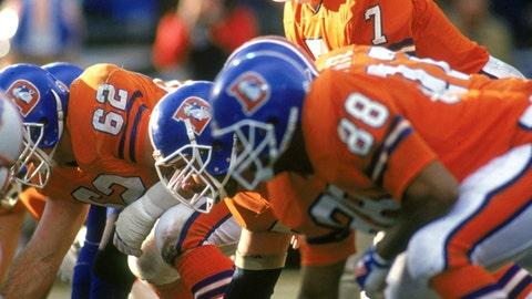 1991 season: Denver 26, Houston Oilers 24