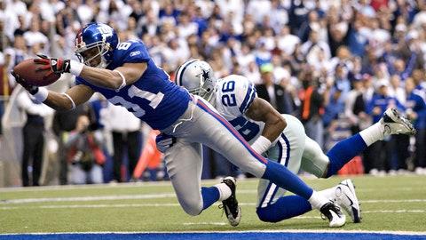 2007 season: New York Giants 21, Dallas 17