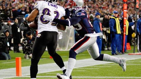 2011 AFC: New England 23, Baltimore 20