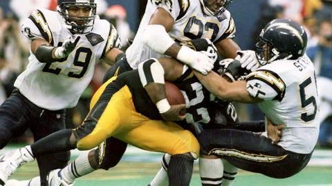 1994 AFC: San Diego 17, Pittsburgh 13